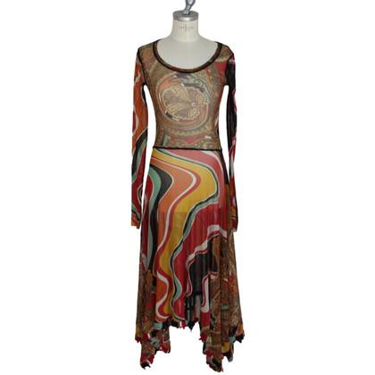 Jean Paul Gaultier Jean Paul Gaultier vinatge gebloemde jurk