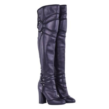Dolce & Gabbana knie laarzen