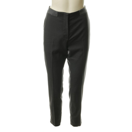 Brunello Cucinelli Wool pants with remote tie