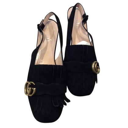 Gucci Flat slingbacks