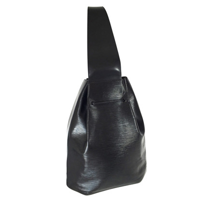 Louis Vuitton Sac een Dos Epi leer zwart