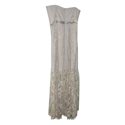 Marchesa Evening dress with lace