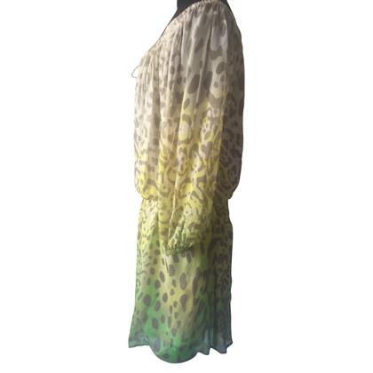 Other Designer Manuel Luciano silk dress