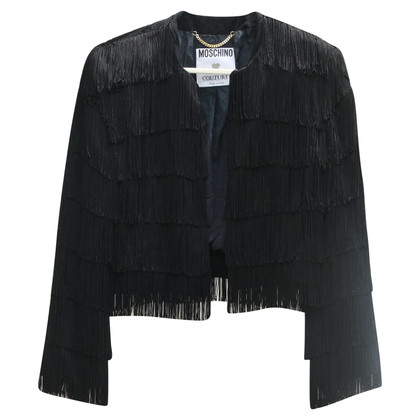 Moschino fringes jacket