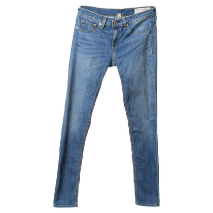 Rag & Bone Jeans in Blau