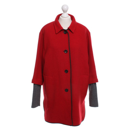 Bogner Coat in red