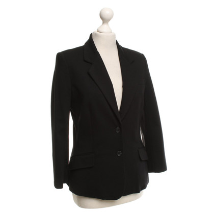 Elizabeth & James Blazer in black