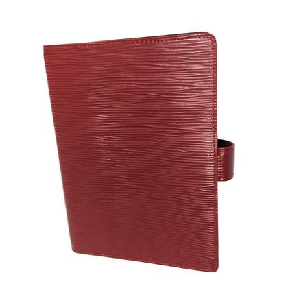 Louis Vuitton Agenda Fonctionnel MM Epi Leather