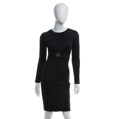 Gianni Versace Dress in black