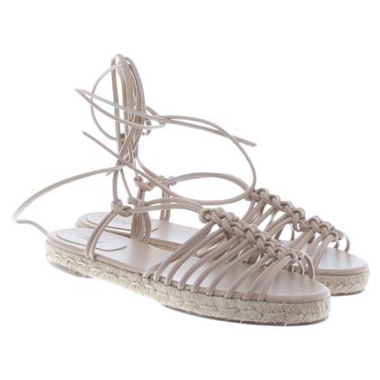 Chloé Node-strap sandals
