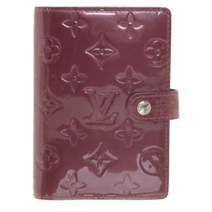 "Louis Vuitton ""Agenda Fonctionnel PM Monogram Vernis"""