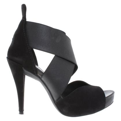 Pedro Garcia Sandals in black