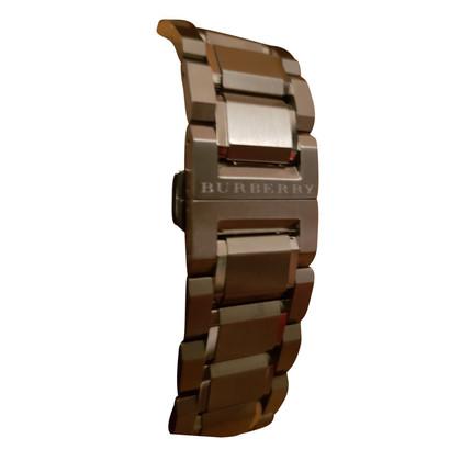 Burberry Burberry wristwatch silver