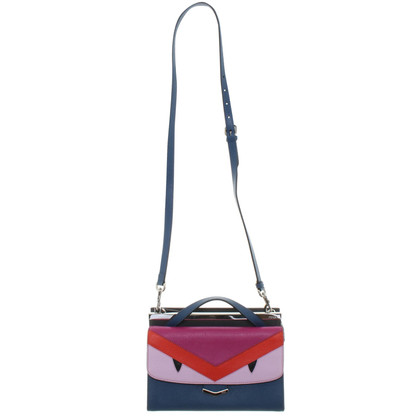 "Fendi ""Demi Jour Monster Crossbody Bag"""