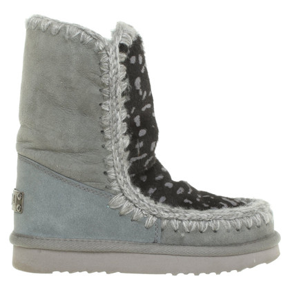 Other Designer Mou - Boots with print