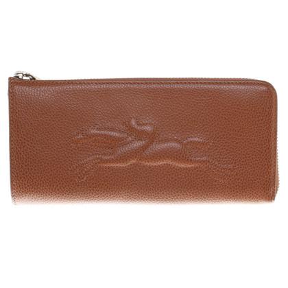 Longchamp Portafoglio in marrone