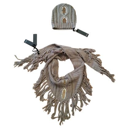Pinko Schal + Mütze