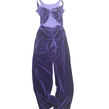 Armani Jeans Costume en violet