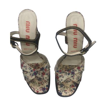 Miu Miu sandales