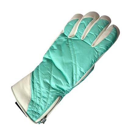 Bogner Ski gloves with leather