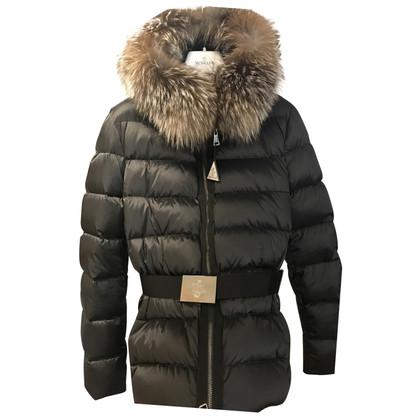 Moncler Black Down jacket tatie