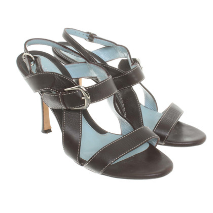 Other Designer Lambertson Truex - Leather Sandals