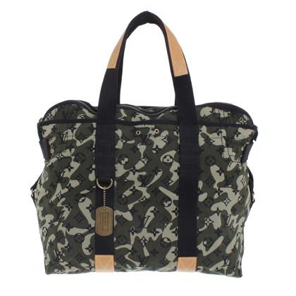 "Louis Vuitton Shopper & Cloth ""Monogramouflage"" Limited Edition"