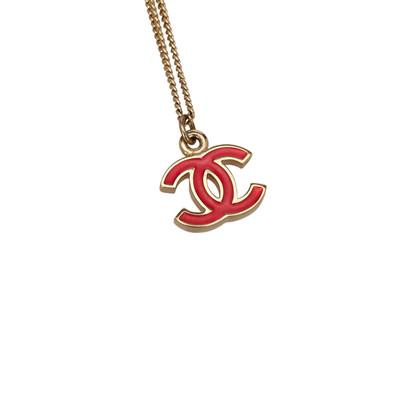 Chanel Halskette mit Anhänger