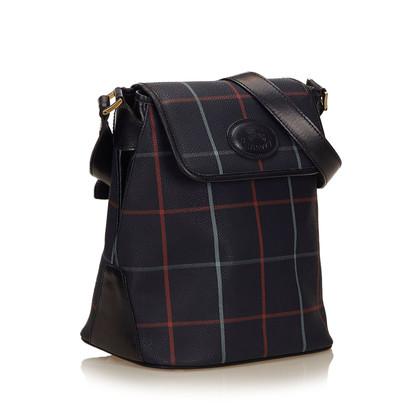 Burberry Checkered shoulder bag