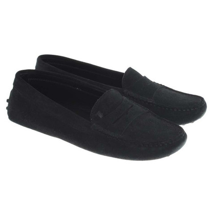 Tod's Suede loafers