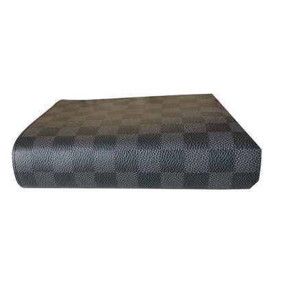 "Louis Vuitton ""Agenda Fonctionnel Damier Graphite Canvas"""