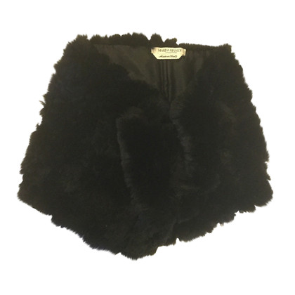 Marina Rinaldi Warm fur collar