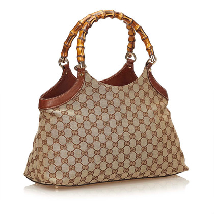 """Gucci """"Guccissima Bamboo Tote Bag"""""""