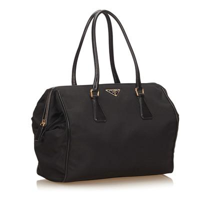 Prada sac à main en nylon