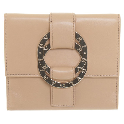 Bulgari Wallet in Brown