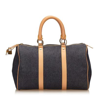 Christian Dior sac à main denim