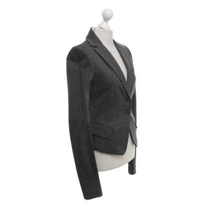 Patrizia Pepe Classic blazer in grey