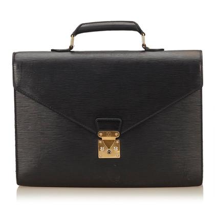 """Louis Vuitton """"Napkin Ambassadeur Epi Leather"""""""