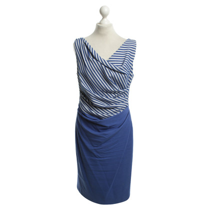 Talbot Runhof Dress in blue