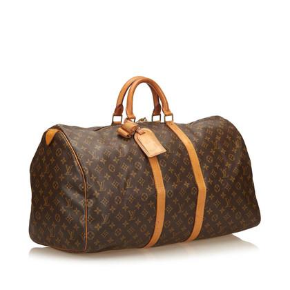 Louis Vuitton Monogramma Keepall 55