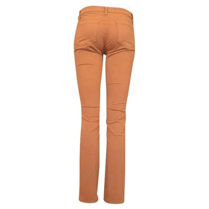 J Brand Skinny Leg Terra Cotta