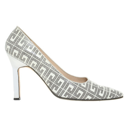 Givenchy pumps in zwart / White