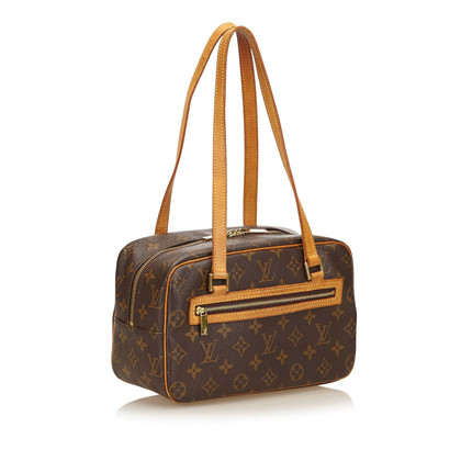 "Louis Vuitton ""Cite MM Monogram Canvas"""
