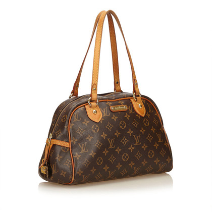 "Louis Vuitton ""Montorgueil PM Monogram Canvas"""