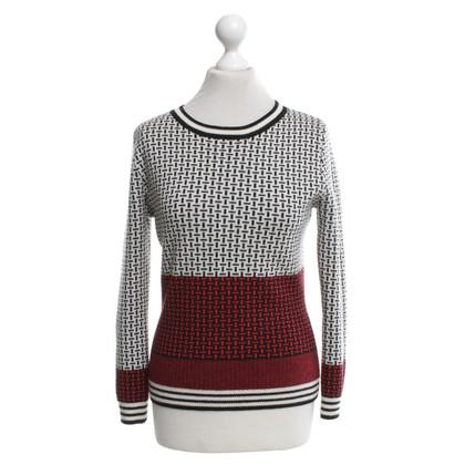 Diane von Furstenberg Sweater with pattern