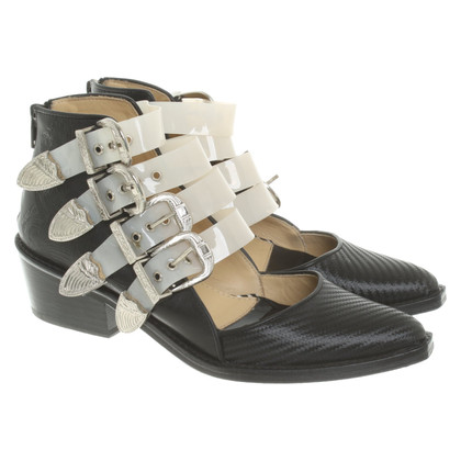 Toga Pulla Ankle boots with straps