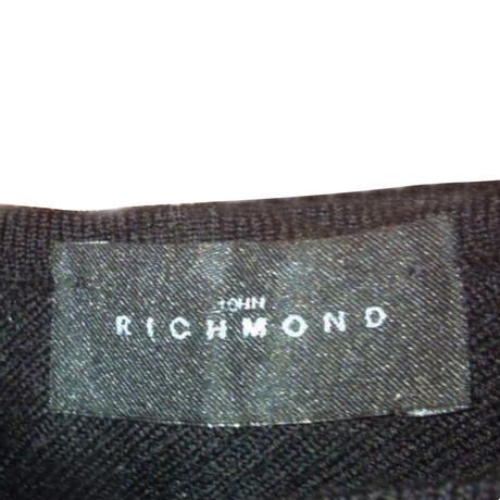 Schwarz Richmond Richmond Top Schwarz Top xw0FqaXI