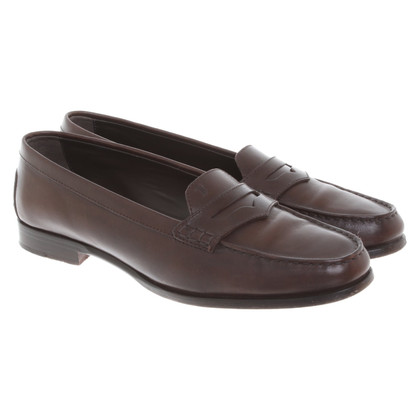 Tod's Loafer in donkerbruin