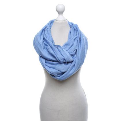 Gucci Sjaal in blauw
