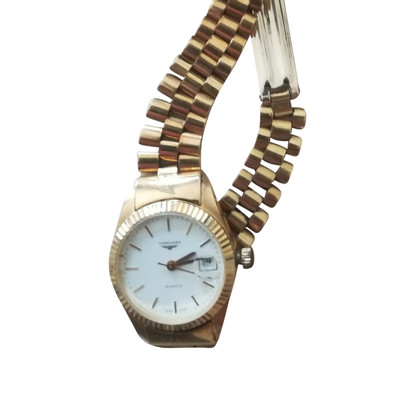 Longines Wrist watch in yellow gold